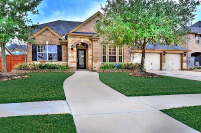 Fulshear Single Family Home For Sale: 28107 Huggins Heritage Lane