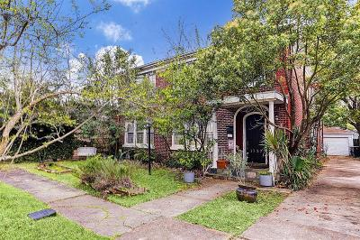 Houston Multi Family Home For Sale: 1737 Branard Street