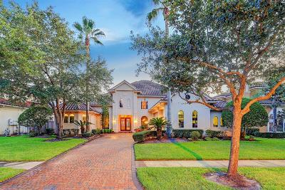 Houston Single Family Home For Sale: 19011 Waterford Cove