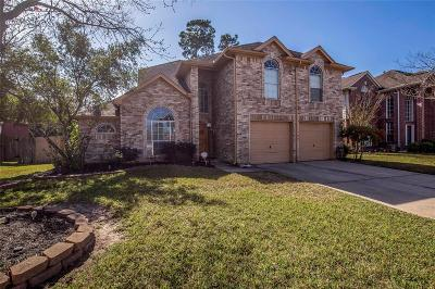 Spring Single Family Home For Sale: 29811 Sparkling Creek Dr