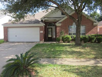 Katy TX Single Family Home For Sale: $189,900