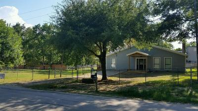 San Jacinto County Single Family Home For Sale: 232 Governor Hogg Drive