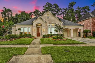 Houston Single Family Home For Sale: 15302 Beecham Drive