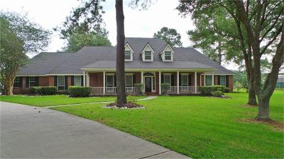 Cypress Single Family Home For Sale: 17944 Cypress Rosehill Road