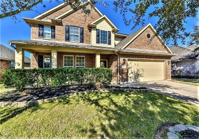 Rosenberg Single Family Home For Sale: 6126 Wickshire Drive