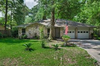 Spring Single Family Home For Sale: 3211 Wilde Woods Way