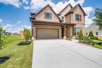 Fulshear Single Family Home For Sale: 2110 Sora Grove Court