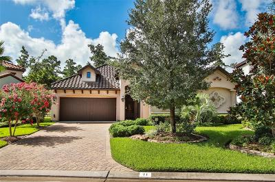 The Woodlands Single Family Home For Sale: 11 Moatwood Court