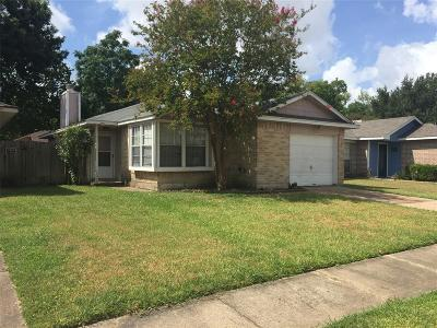 Katy TX Single Family Home For Sale: $139,900