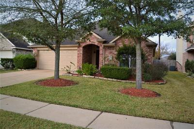 Pearland Single Family Home For Sale: 2012 Roaring Springs Drive