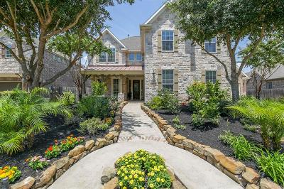 Sugar Land Single Family Home For Sale: 414 Somerset Drive