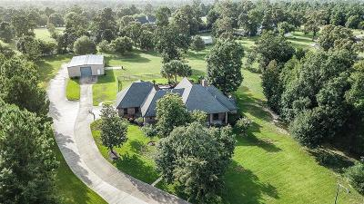 Montgomery Single Family Home For Sale: 11502 Kingford Court