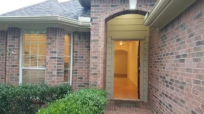 Manvel Single Family Home For Sale: 17 Wheeler Ridge Circle