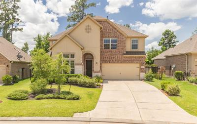 Tomball Single Family Home For Sale: 51 Inland Prairie Drive