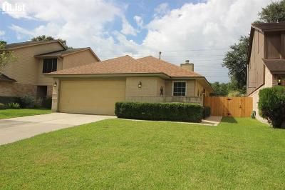 Humble Single Family Home For Sale: 16603 Shrub Oak Drive
