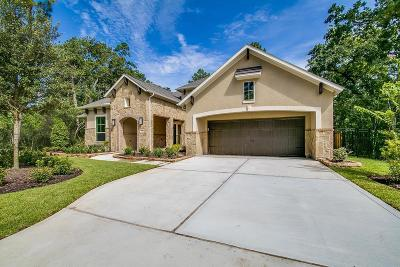 The Woodlands Single Family Home For Sale: 10 Maize Flower Place