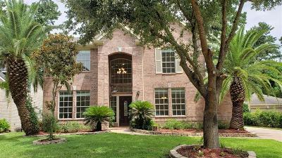 Spring Single Family Home For Sale: 2522 Honeysuckle Walk