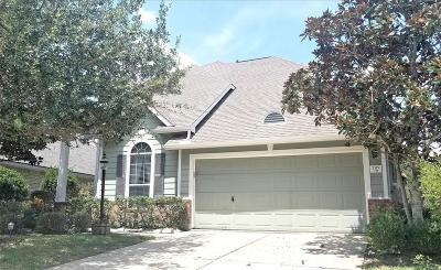 Seabrook Single Family Home For Sale: 1519 Crescent Shores Lane