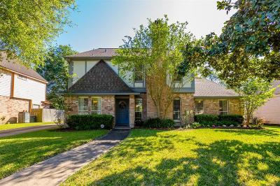 Missouri City Single Family Home Pending: 2215 Valley Manor Drive