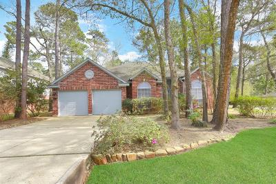 The Woodlands Single Family Home For Sale: 2 E Torch Pine Circle