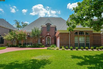 Sugar Land Single Family Home For Sale: 13829 Hidden Lake Lane