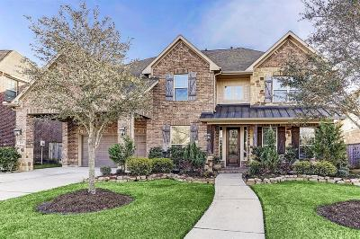 Katy Single Family Home For Sale: 4706 Cinco Forest Trail