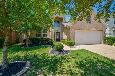 Missouri City Single Family Home For Sale: 5726 Slate Valley Court