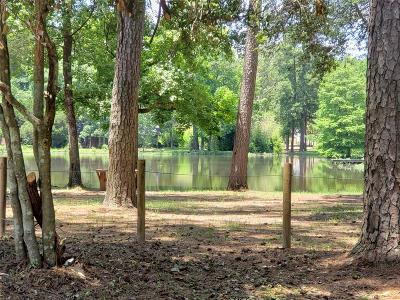 Conroe Residential Lots & Land For Sale: 726 Yellowstone River Road