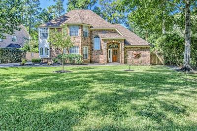 Conroe TX Single Family Home For Sale: $267,000