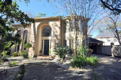 Houston Single Family Home For Sale: 12330 Tealwood North Drive