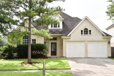 Sugar Land Single Family Home For Sale: 2318 Stoneburg Court