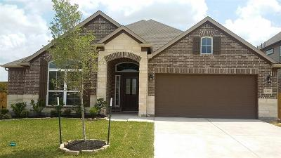 Katy Single Family Home For Sale: 4530 Valley Rill