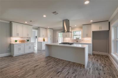 Houston Single Family Home For Sale: 3407 Mona Lee Lane