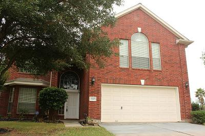 Sugar Land Single Family Home For Sale: 12710 Autumn Glen Drive