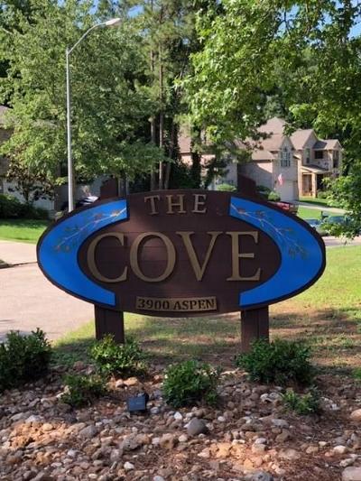Montgomery Condo/Townhouse For Sale: 3900 Aspen Drive #A301
