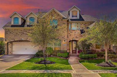 Katy Single Family Home For Sale: 10210 Hutton Park Drive
