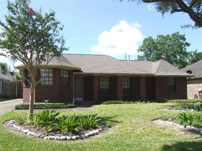 League City Single Family Home For Sale: 1111 Downing Circle
