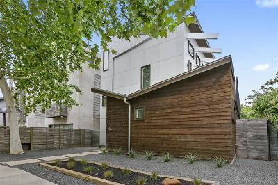 Houston Single Family Home For Sale: 728 Tulane Street