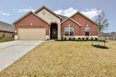 Atascocita Single Family Home For Sale: 18035 Van Berkel Lane