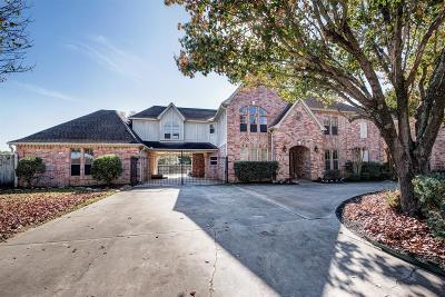 Katy Single Family Home For Sale: 20703 Park Pine Drive