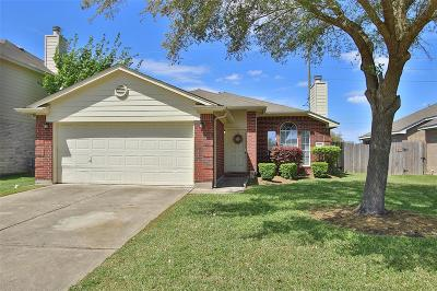 Katy Single Family Home For Sale: 18510 S Wimbledon Drive