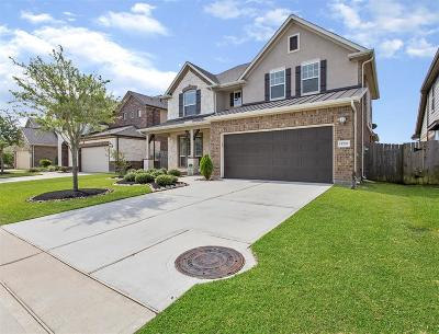 Cypress Single Family Home For Sale: 15703 Windsor Bluff Drive