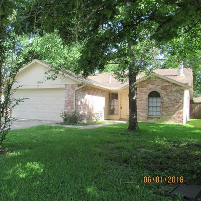 Humble Single Family Home For Sale: 2747 Tinechester Drive