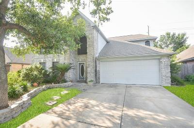 Katy Single Family Home For Sale: 21410 Wildcroft Drive