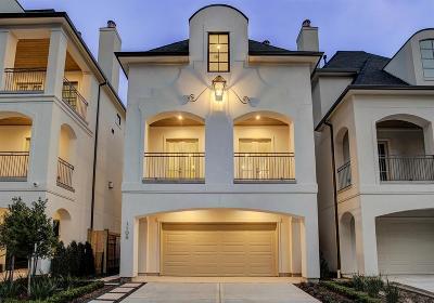 Houston Single Family Home For Sale: 1109 Rosine Street