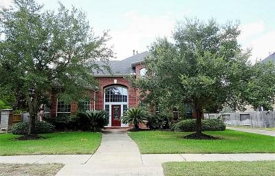 Katy Single Family Home For Sale: 5638 Timber Bay Court
