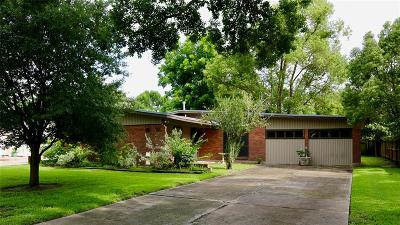 Houston Single Family Home For Sale: 9527 Meadowcroft Drive