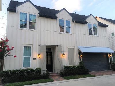 Houston Single Family Home For Sale: 8662 Green Kolbe Lane
