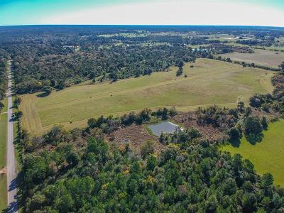 Waller Farm & Ranch For Sale: Hegar Road