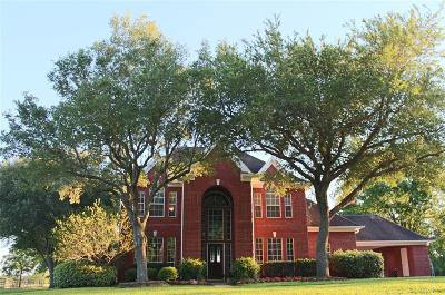 Fort Bend County Farm & Ranch For Sale: 4730 Gainsborough